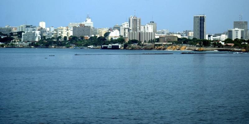 Vue de la ville de Dakar au Sénégal | © CptHaddock - Fotolia.com