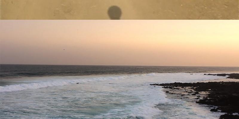 © Ayesha Hameed et Hamedine Kane, À l'ombre de nos fantômes, 2018. Image tirée de la vidéo. Avec l'aimable autorisation des artistes.