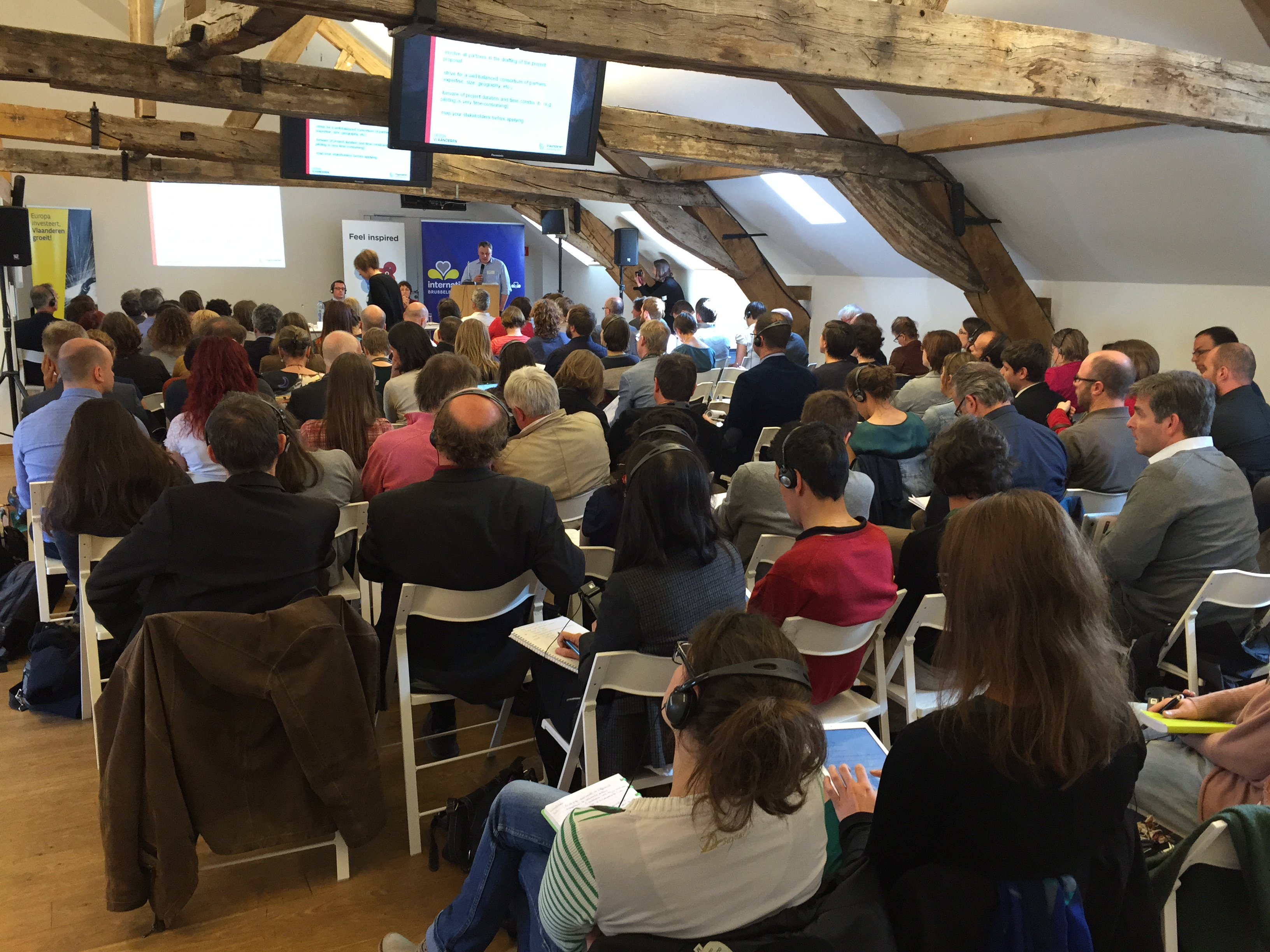 Journée d'information Interreg Europe