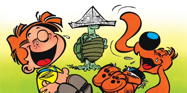 « Boule & Bill : Faut rigoler ! »