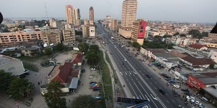 Boulevard du 30 juin, Kinshasa - MONUSCO/Myriam Asmani (CC BY 2.0)