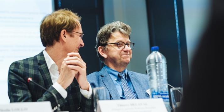 Jean-Claude Henrotin, Inspecteur général - Département UE au sein de WBI - © J. Van Belle - WBI