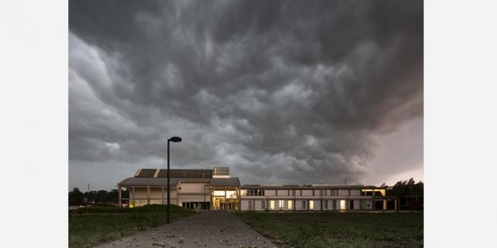 Halle Perret - Montataire © François Brix