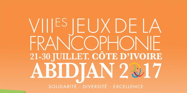 VIIIèmes Jeux de la Francophonie à Abidjan