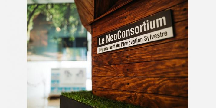 Danielle Gutman Hopenblum - 'Le NeoConsortium' (c) J. Van Belle - WBI