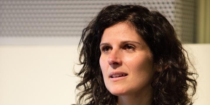 Florence Bosco, CEO d'i-Tech-Incubator  -  Crédit photo: Catherine D'Eletto - i-Tech Incubator