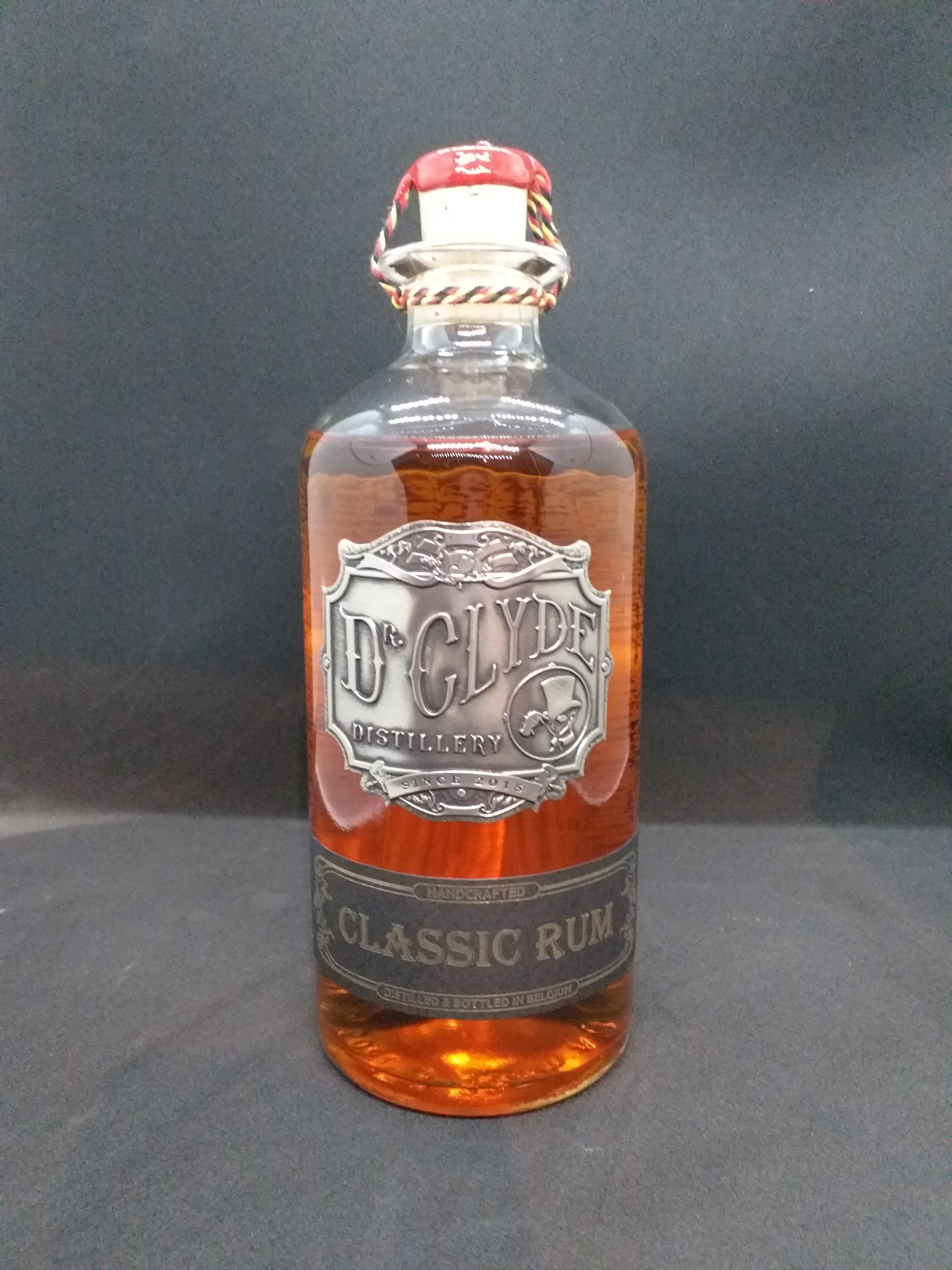 Le Classic Rum du Dr Clyde (c) Dr Clyde