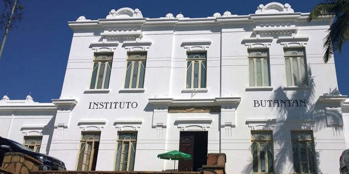 L'Institut Butantan, à Sao Paulo, est un Centre de recherches biomédicales