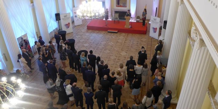 Fêtes de la Wallonie et de la Fédération Wallonie-Bruxelles à Varsovie - © Délégation générale Wallonie-Bruxelles à Varsovie