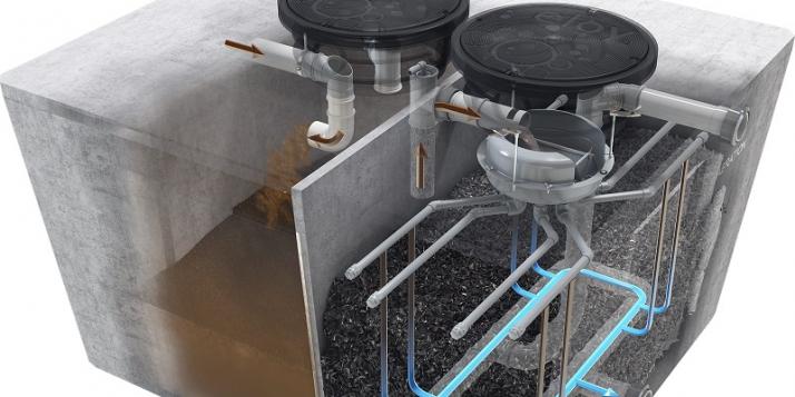 Station d'épuration (c) Eloy Water