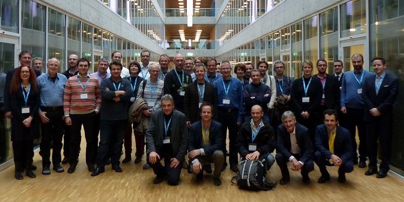 La délégation académique de Wallonie-Bruxelles, les partenaires suisses et les organisateurs