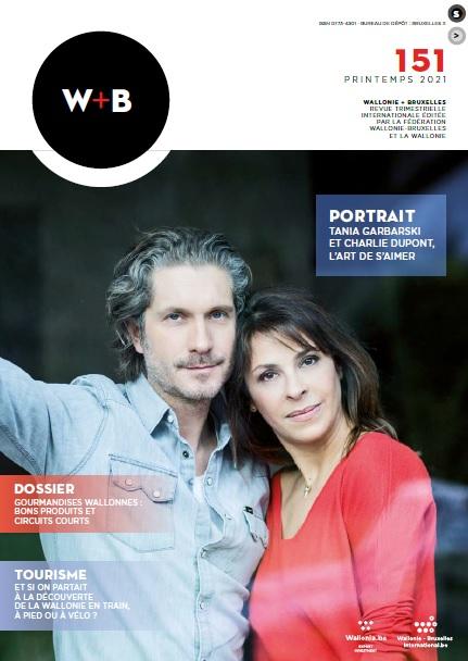 Charlie Dupont et Tania Garbarski (c) Lisbet Peremans / Polygraph