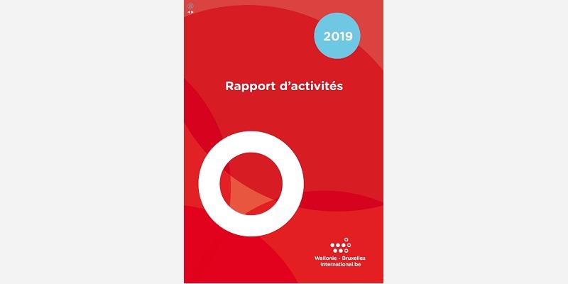 Rapport d'activités WBI 2019