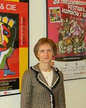 Photo de Madame WANDZIUK-OBLUSKA