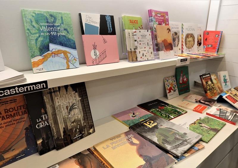 Librairie Maison Temps-Rêves (c) Bureau AWEX Taïwan