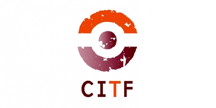 """Logo """"Commission internationale du théâtre francophone - CITF"""""""