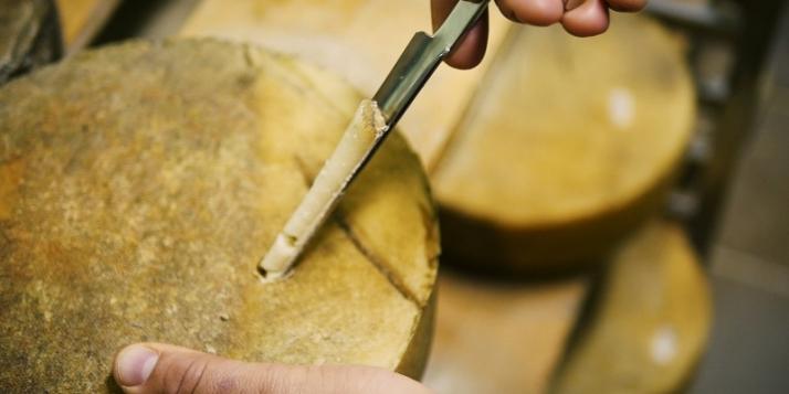 Fromage de la bergerie d'Acremont