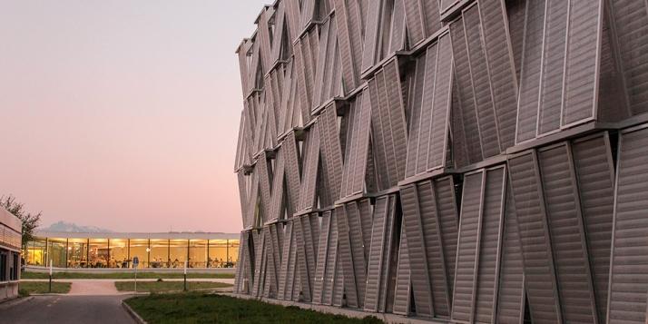 EPFL, Route Cantonale, Lausanne, Suisse