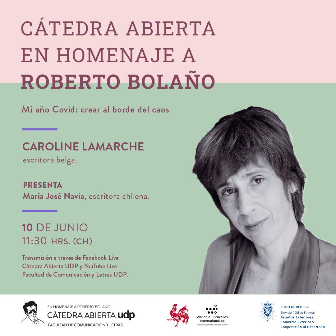 Caroline Lamarche