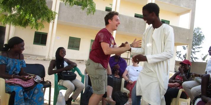 Dépasser ses préjugés et aller à la rencontre de l'autre, c'est ce qu'ont réalisé les jeunes partis au Sénégal