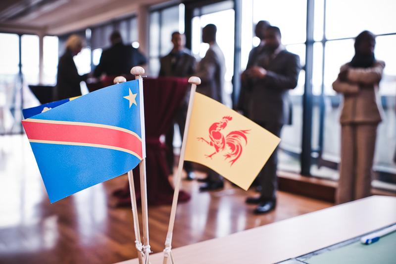 Signature de la CMP Wallonie-Bruxelles / RDC