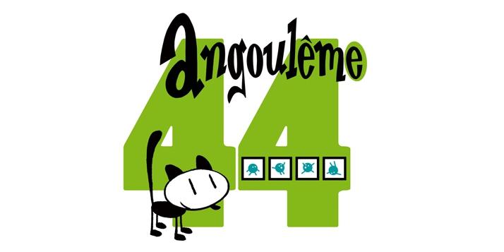 44ème Festival international de la Bande Dessinée d'Angoulême