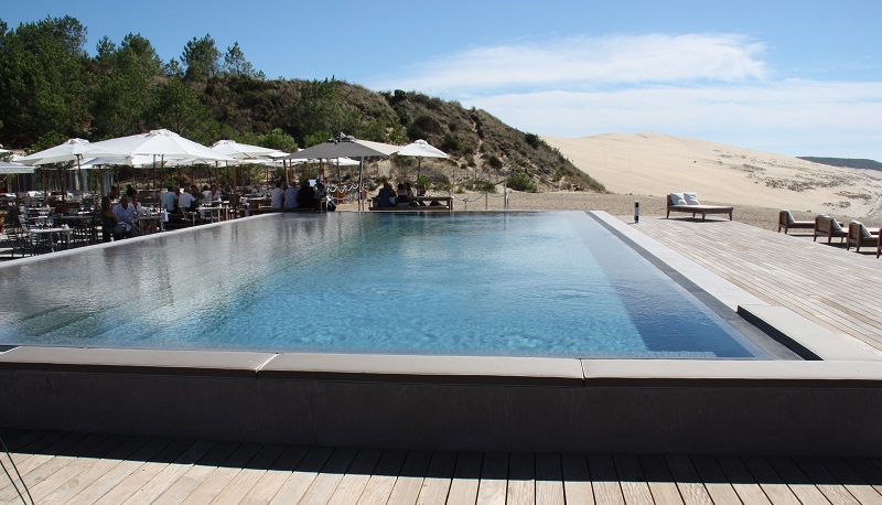 Mortex un mortier wallon choisi par philippe starck - Piscine du mortier ...