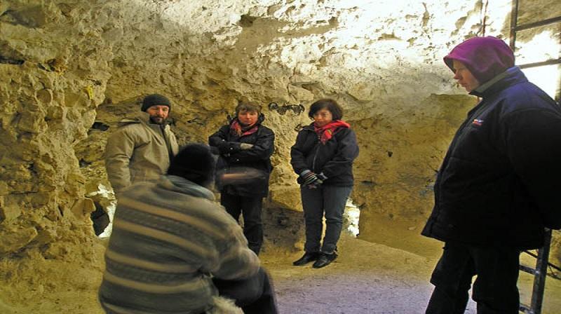 Minières néolithiques de Spiennes