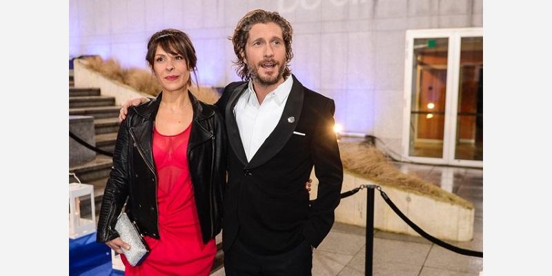 Tania Garbarski et Charlie Dupont aux Magritte du Cinéma