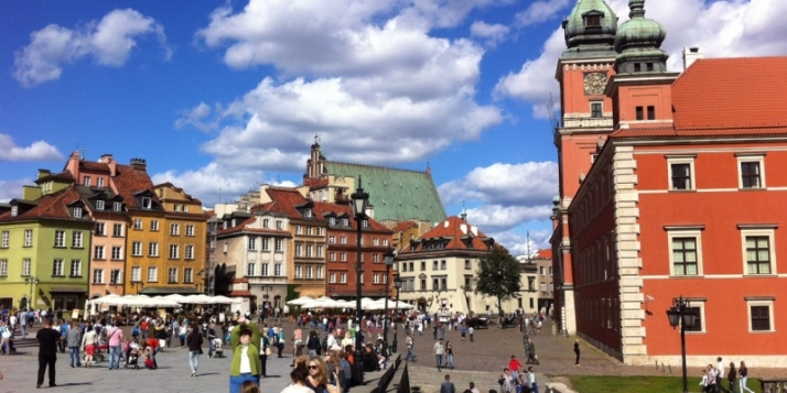 Varsovie - cliquer pour agrandir