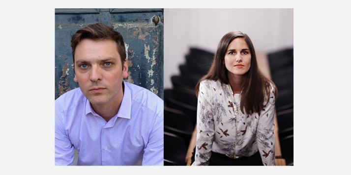 Stéphane Lambert et Myriam Leroy - cliquer pour agrandir
