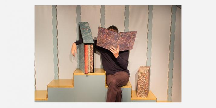 'L'ombre du scarabée' de Patrick Corillon - cliquer pour agrandir