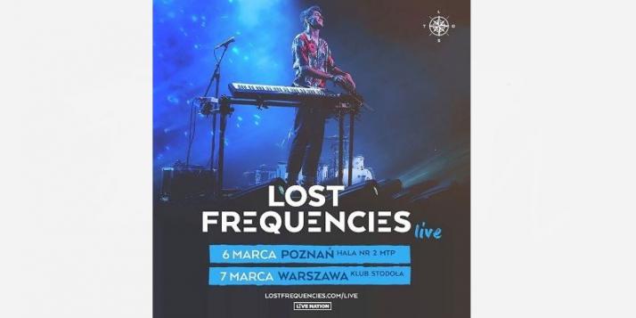 Lost Frequencies en Pologne – Concerts à Poznan et à Varsovie - cliquer pour agrandir
