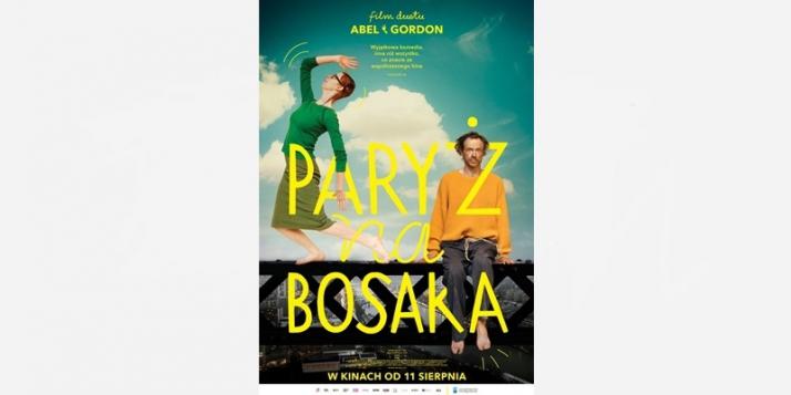 """""""Paryż na bosaka"""" (Paris pieds nus) de Fiona Gordon et Dominique Abel à Varsovie - cliquer pour agrandir"""