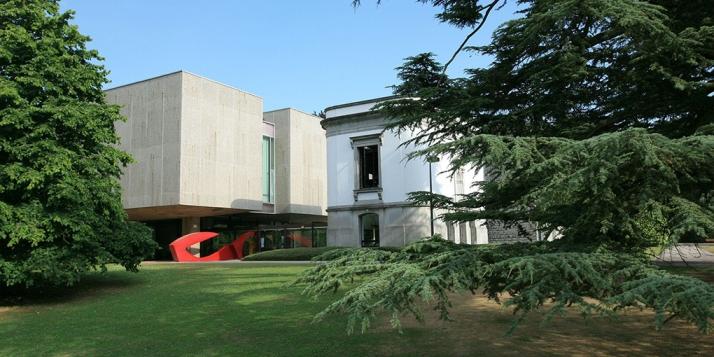 Le Musée royal de Mariemont - cliquer pour agrandir