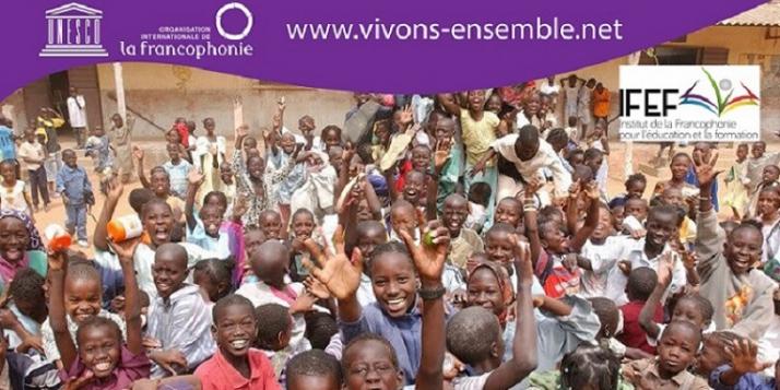 Lancement de la plateforme web #VivreEnsemble - cliquer pour agrandir