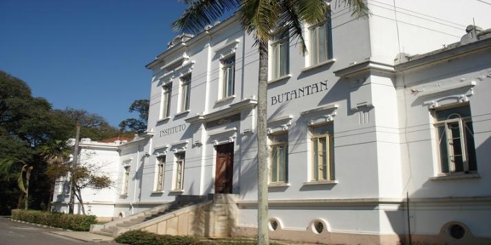 Institut Butantan - cliquer pour agrandir