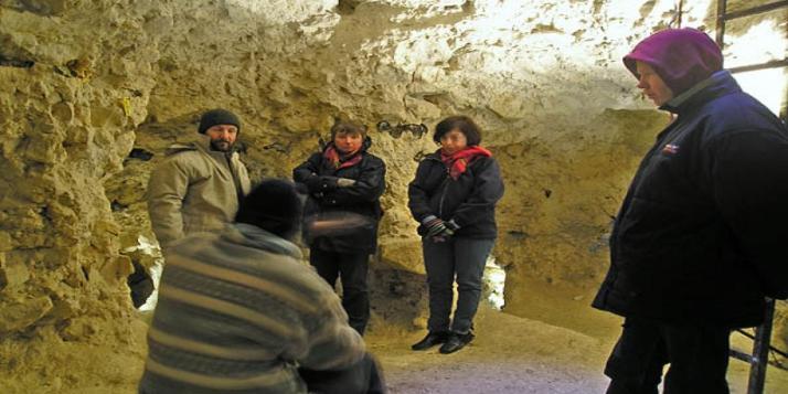 Minières néolithiques de Spiennes - cliquer pour agrandir