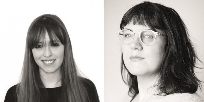 Sarah Bruylant et Laetitia Bica - cliquer pour agrandir