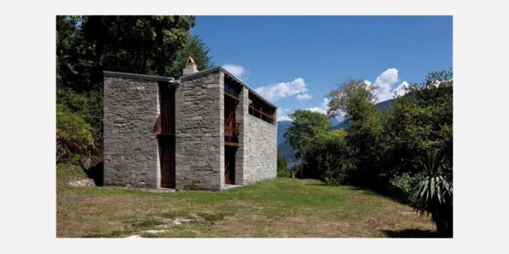Résidence sur l'île de Comacina - cliquer pour agrandir