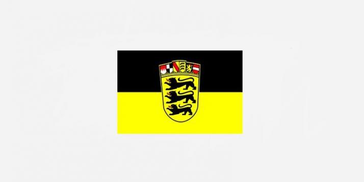 Drapeau du Bade-Wurtemberg  - cliquer pour agrandir
