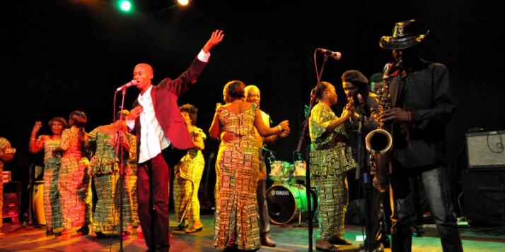 Centre culturel Wallonie-Bruxelles à Kinshasa - cliquer pour agrandir