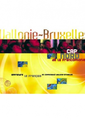 Couverture de la brochure Le Cap Nord de la Francophonie