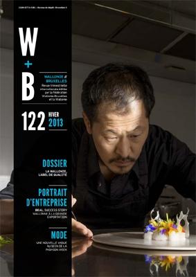 Couverture de la revue W+B n°122
