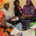 A Mbour une formation en gestion des entrepreneures transformatrices de fruits et légumes. - cliquer pour agrandir