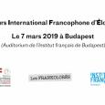 Concours International Francophone d'Éloquence 2019 - cliquer pour agrandir