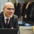 Mr Nabil Ammar, Directeur général des Affaires Politiques, Economiques et de Coopération pour l'Europe et l'Union Européenne au Ministère des Affaires étrangères - cliquer pour agrandir