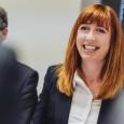 Mme Pascale Delcomminette, Administratrice générale de WBI - cliquer pour agrandir