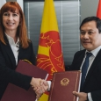 Pascale Delcomminette, Administratrice générale de WBI, et Vu Dai Thang, Vice-ministre vietnamien du Plan et de l'Investissement - cliquer pour agrandir