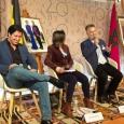 Pavillon marocain à la Foire du Livre de Bruxelles - cliquer pour agrandir
